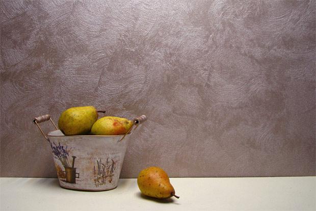 шелковая штукатурка -материал для декора стен
